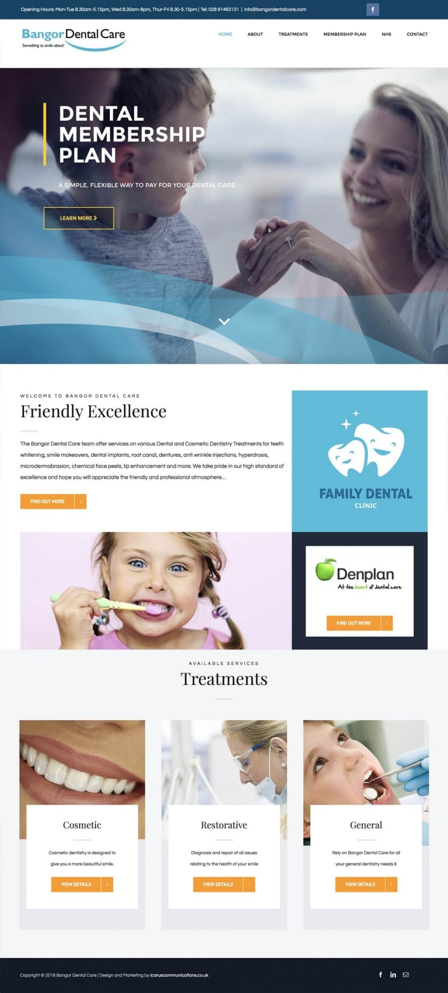 website for dental care