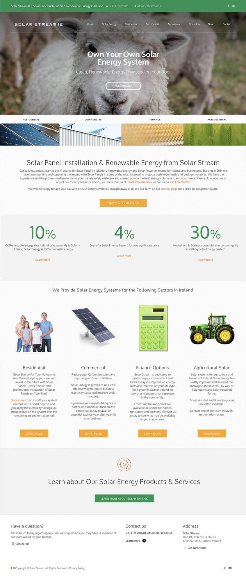 website design ireland