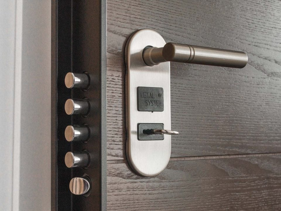 Pad Lock Security
