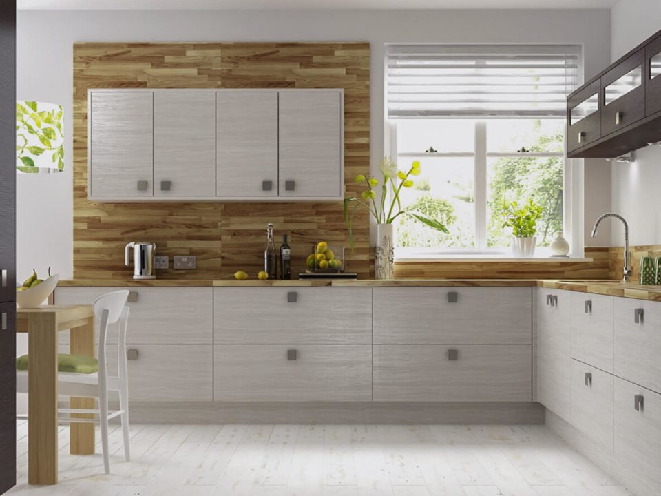 Kitchen Design Showroom Website